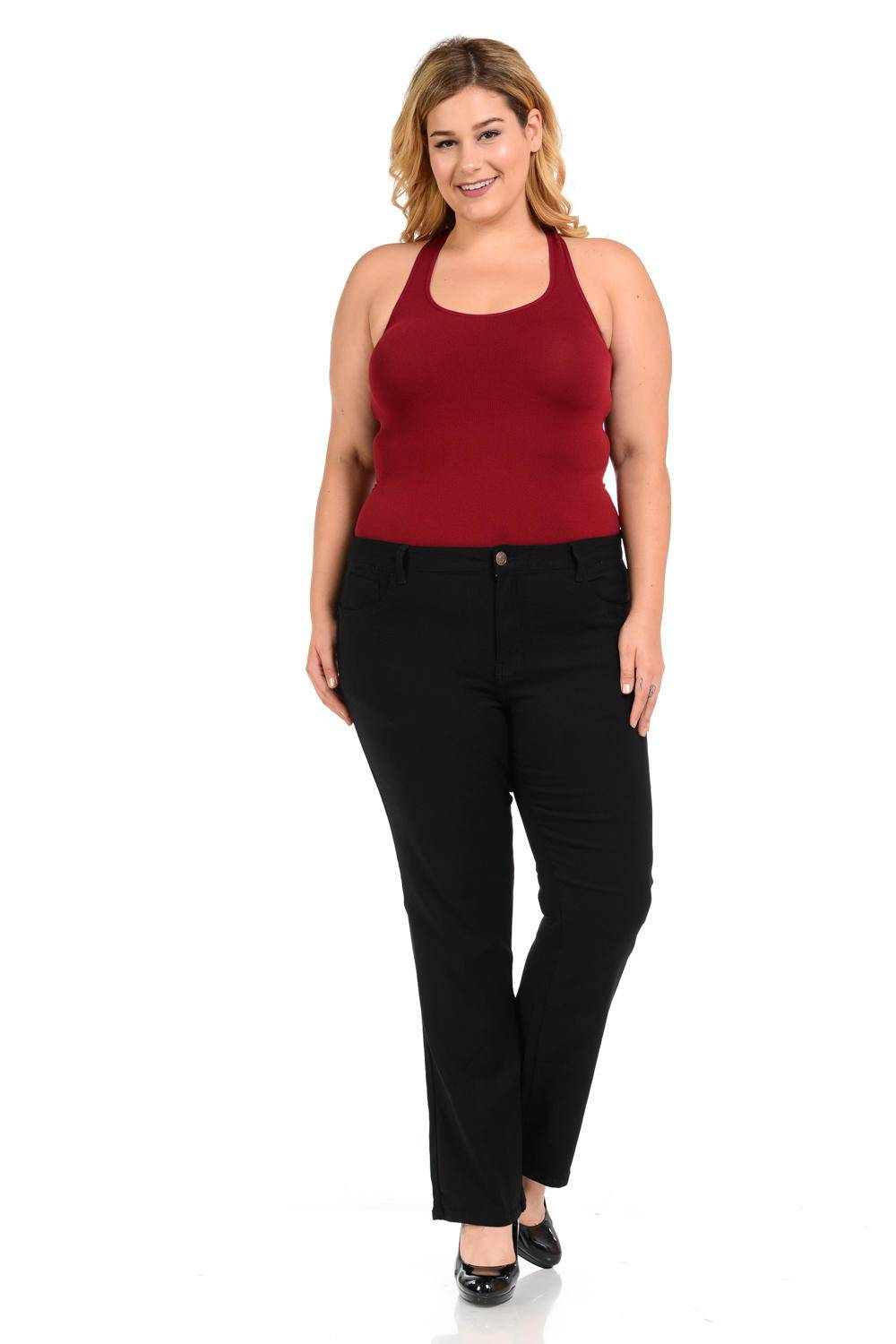 f4618c0547f34 926 Women s Jeans (Sizing  14-24) · Plus Size · High Waist · Push Up ·  Bootcut · Style W1506-1