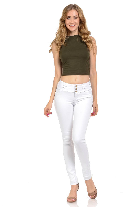 a7db28a7195 M.Michel Women s Jeans Colombian Design