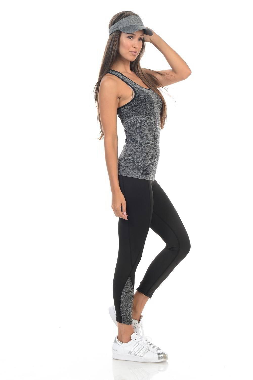 bde1b5fba0187 Diamante Women's Power Flex Yoga Pant Legging Sportswear (Sizing: XS-XL) ·  Capri · Style B07
