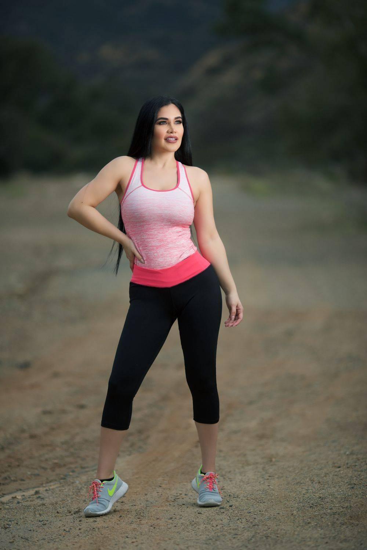 Diamante Womens Power Flex Yoga Pant Legging Sportswear /· Style C170