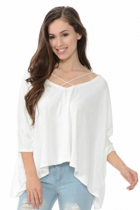 Diamante Fashion Tops
